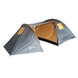 Telts 4 vietīga 100904 VENICE Pelēka/Oranža