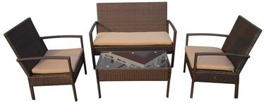Lauko baldų komplektas Simple