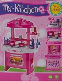 Žaislinė virtuvė su priedais 614000408