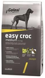 Sausas ėdalas šunims Golosi ,Easy Croc Medium', 3 kg