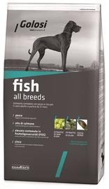 Sausas ėdalas šunims Golosi 'Dog Fish', 3 kg