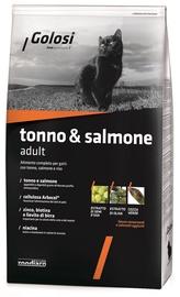 Sausas ėdalas katėms Golosi su tunu ir lašiša 1,5 kg