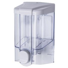 """Dozatorius """"Karo-Plast"""" 32100, 500 ml, baltas-skaidrus"""