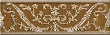 Keraamiline bordüür Desa Cream, 8x25 cm