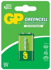 Baterija GP Greencell Carbon Zinc 1604G 9V