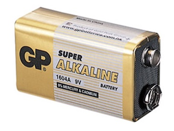 Elementas GP1604A, 9 V