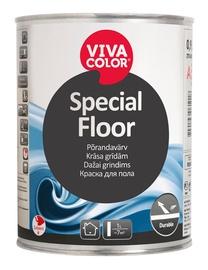 Põrandavärv Special Floor, valge (A) 0,9L