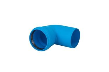 Torupõlv 45° Ultra DB PP, 110mm, sinine