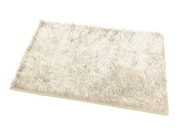 Vonios kilimėlis Novito Chenille RXHT726, 50 x 80 cm, rudas