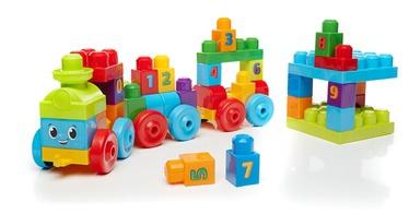 Žaislas Mega Bloks – traukinys DKX60