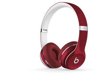 """Ausinės """"Beats"""" Solo2, raudonos"""