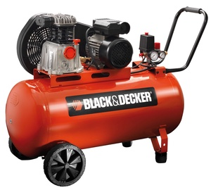 Oro kompresorius Black&Decker BD 320/100-3M, 100 l