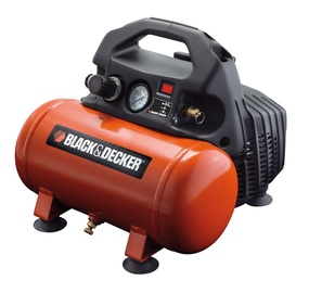 "ORO KOMPRESORIUS ""BD 55/6""; 6 l (BLACK&DECKER)"