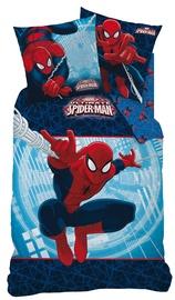 Patalynės užvalkalų komplektas Spiderman, 140 x 200 cm, 2 dalių