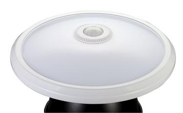Lampa ar kustību sensoru Vagner SDH,LED ST77A 12W IP20