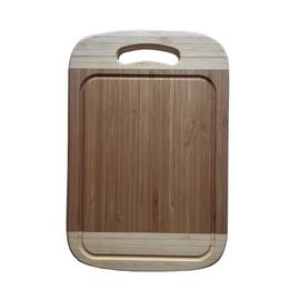 Bambukinė pjaustymo lentelė, 40 x 30 x 1,5 cm