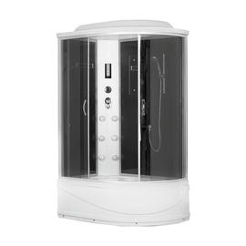 Masāžas dušas kabīne Erlit 4512TPL-C4, 80x120x215 cm