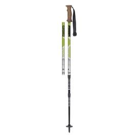 Trekingo lazdos Masters Scout Green, 65-140 cm