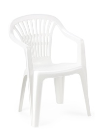 Plastikinė lauko kėdė Scilla 132, balta