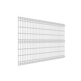 Tvoros segmentas EU, 2500 x 1530 x 4 mm, pilkas