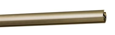 Aizkaru stangas stienis Broadway D19, 200cm, zelta