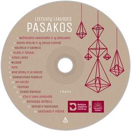 """CD """"Lietuvių liaudies pasakos: mažyliams ir jų tėveliams I d."""""""