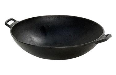 Wok panna Landmann 44x37 cm, čuguna