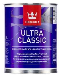 "MEDINIŲ FASADŲ DAŽAI ""ULTRA CLASSIC A""; 0,9 l (TIKKURILA)"