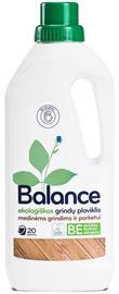 """Ekologiškas grindų ploviklis """"Balance"""" parketui, 800 ml"""