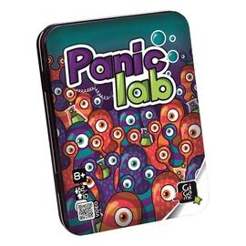 Stalo žaidimas Panic Lab
