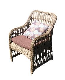 Krėslas su pagalvėle su paklotėliu CC422AA