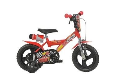"Dviratis Dino Bikes Cars 12"""