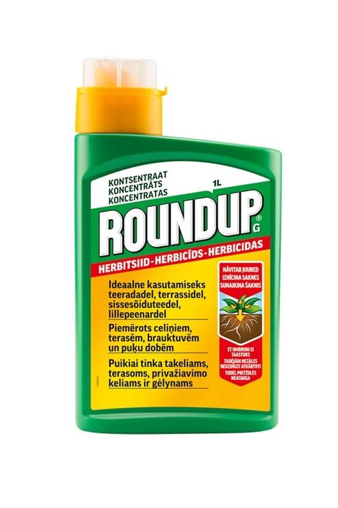 Herbicīds Roundup koncentrāts, Baltic Agro, 1l
