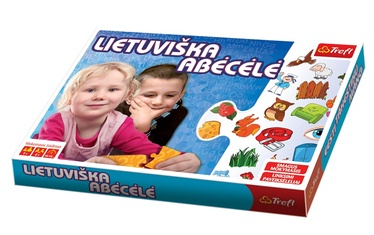 Stalo žaidimas 'Lietuviška abėcėlė'