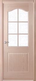 Uks sise Kapričeza, klaasaknaga, 2000x700 mm, hall vaher