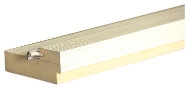 Laminuotų durų staktų komplektas Belwooddoors, šviesaus uosio, 2,5 vnt.