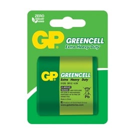 Baterija GP Greencell Carbon Zinc 312G 4,5V