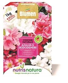Natūralios trąšos rododendrams, hortenzijoms Blumen, 1,2 kg