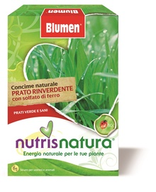Natūralios trąšos vejai atnaujinti Blumen, 1 kg