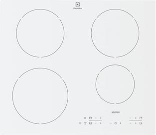 Iebūvējamā indukcijas plīts virsma Electrolux EHH6340IOW, 59x52x5,5cm, 7400W