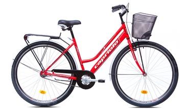 """Moteriškas miesto dviratis Capriolo Amsterdam 28"""", be krepšio"""