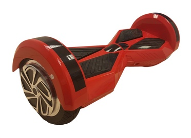 "RIEDIS ""GOBOARD BT REMOTE 8"" WHEELS - RED"""