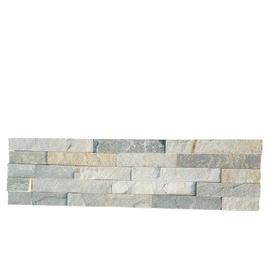 "Natūralaus akmens plytelės ""Fy"" Laj014B, pilkos"