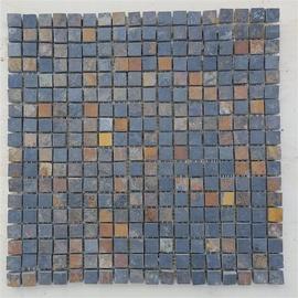 Natūralaus akmens mozaika MSK 004, 1,5 x 1,5