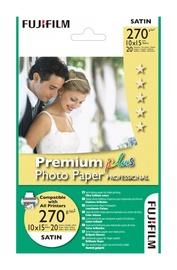 Fotopopierius Fujifilm Inkjet PR Plus 270 GL 2OSH, 10 X 15