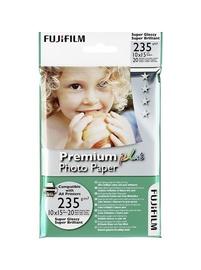 Fotopopierius Fujifilm Inkjet PR Plus 235 GL 5OSH, 10 x 15