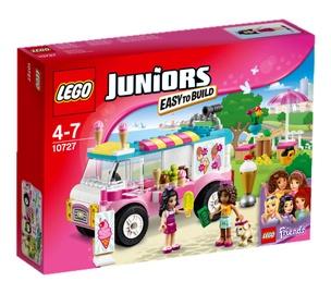 Konstruktorius LEGO Juniors, Emos ledų vagonėlis 10727