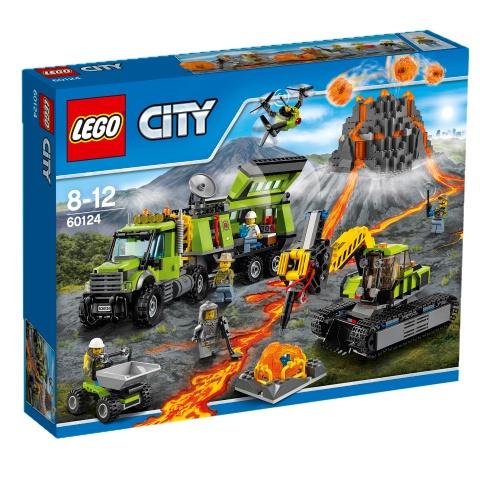 Lego City 60124