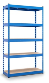 Sandėliavimo lentyna, 216 x 160 x 50 cm, 5 lentynos