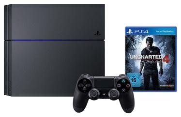 Žaidimų kompiuteris Sony PS4 1TB + žaidimas Uncharted 4